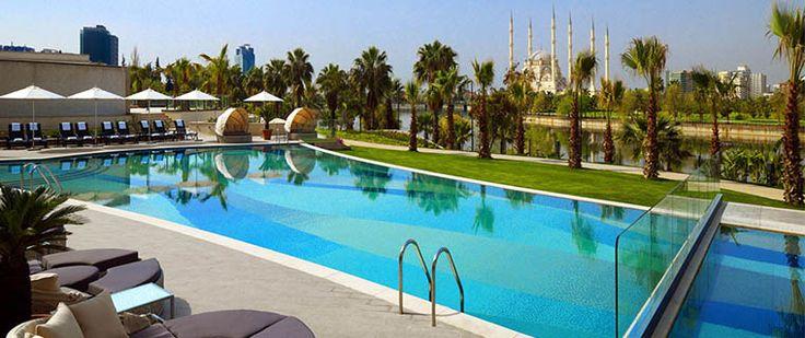 Sheraton Adana Hotel #otel #sheraton #adana #turkey