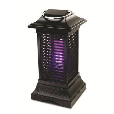Stinger Outdoor Cordless Rechargeable Bug Zapper