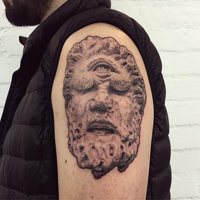 Polyphemus the Cyclops for Jorge #polyphemus #cyclops #odyssey