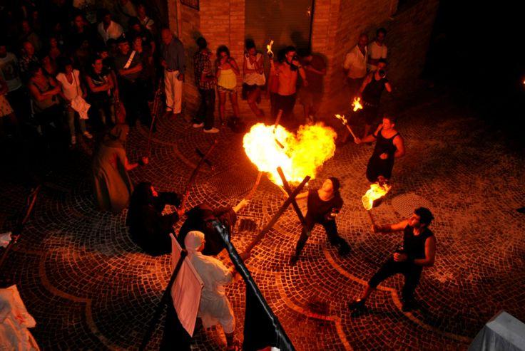 Templaria a Castignano