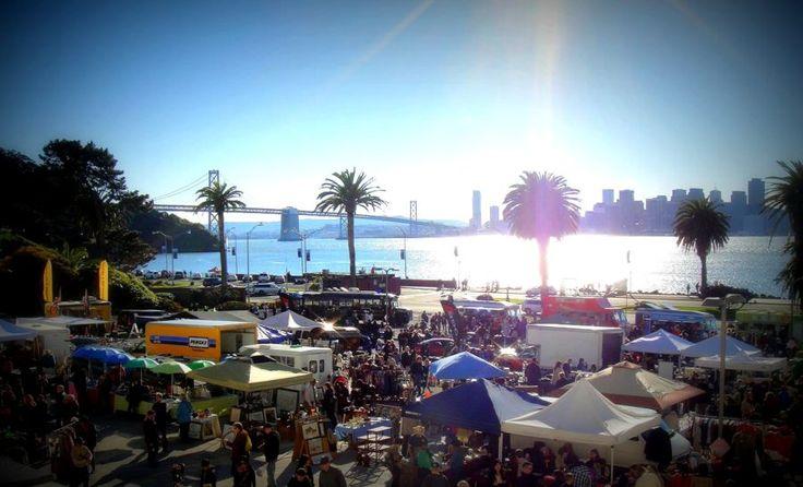 A Summer Must! The Treasure Island Flea in San Francisco   Smith Brothers