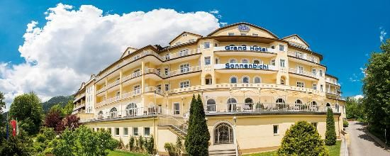 Grand Hotel Sonnenbichl - Garmisch-Partenkirchen