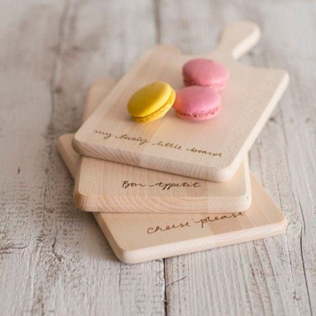 Sophie Conran for T&G 'Bon Appetit' Small Beech Serving Board