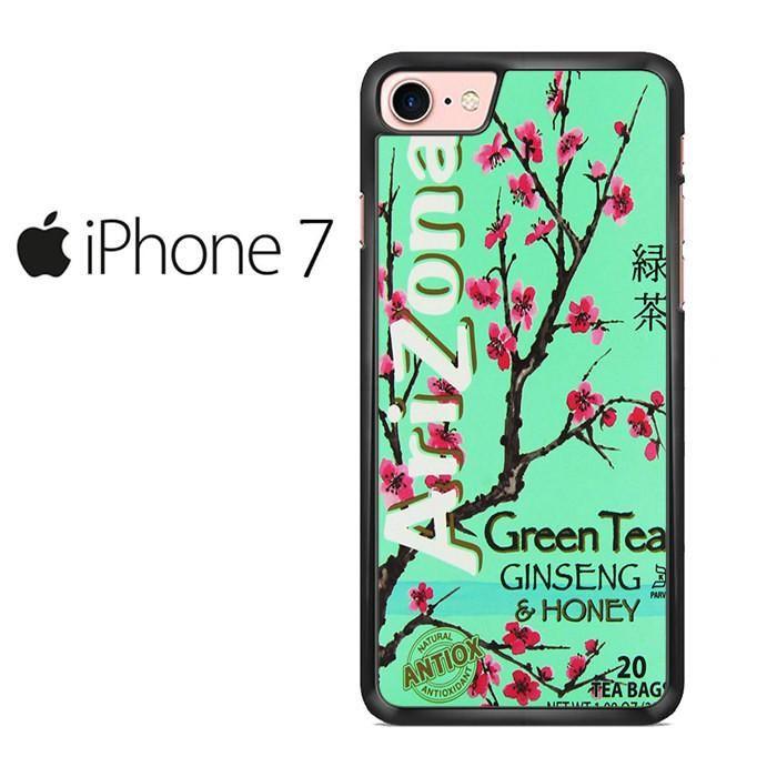 Arizona Green Tea Ginseng And Honey Iphone 7 Case