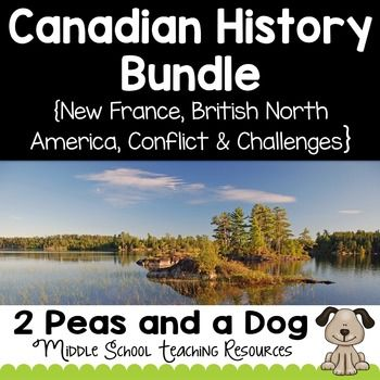 Teachers are provided with 38 in-depth, engaging, and cross-curricular lessons to help their students explore and understand New France, British North America, and the Conflict and Challenges eras of Canadian history. This unit integrates Language Arts (Reading, Writing, Oral, Media), History, Art and Drama subjects. ($)