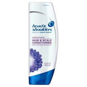 Add volume and fullness to hair. Treat your dandruff, and add volume and body to your hair with Head & Shoulders® Volume Boost Hair & Scalp Conditioner 13.5 oz. This conditioner smells great and is specially formulated to condition your hair and scalp to reduce dandruff and add body and fullness to thin or fine hair. #breezyvoxbox #voxbox