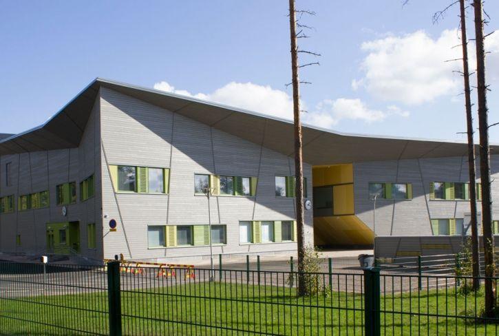 Mansikkamäen koulu, Kouvola, 2014
