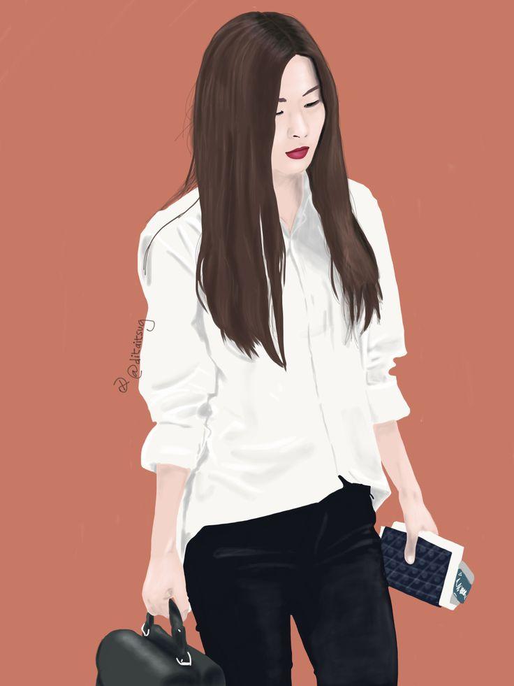 Red Velvet's Seulgi..