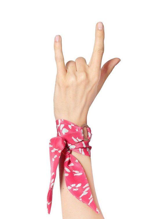 VENTE : 30 % DE RÉDUCTION Bracelet de pauline par SilkPhilosophy