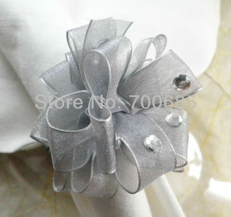 aliexpress sold beaded wedding  napkin ring-in Napkin Rings from Home & Garden on Aliexpress.com  -- 50 for $55