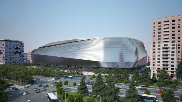 Operación: Nuevo estadio