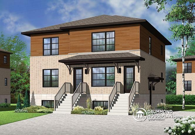 1000 Images About Builder House Plans Amp Multi Family Home