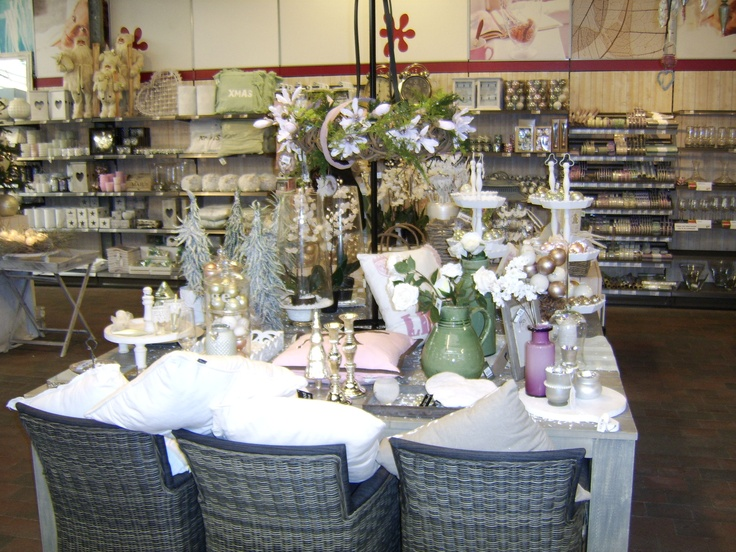 Stijltafel kerst 2011 Intratuin, Partners in Style
