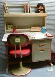 スチール製学習机