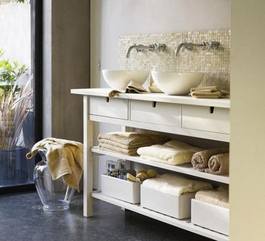 25 Ways To Use And Hack IKEA Norden Buffet