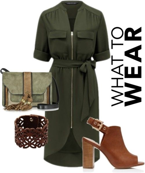 Style Head to Toe: How to wear khaki