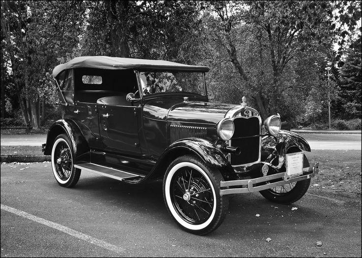 1929 Ford Phaeton & 117 best Model Au0027s images on Pinterest | Ford models Antique cars ... markmcfarlin.com