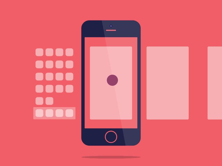 I will leanr how to make these sweet-ass-sweet animated Gifs. iOS - New Gestures by Javi Pérez