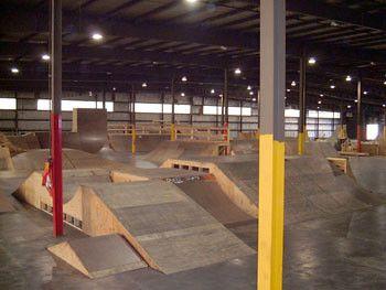 Image result for fancy interior skateboard parks