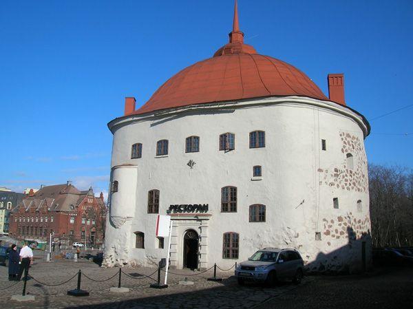 File:Vyborg kruglaya.jpg Round Tower, Viipuri (now Vyborg)