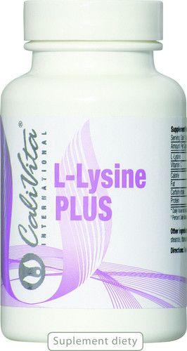 L-Lysine PLUS: L-lizyna z dodatkiem witaminy C