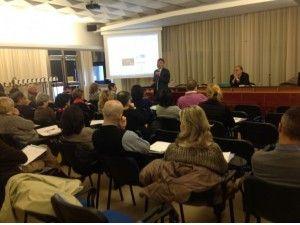 """All'Istituto di Istruzione Superiore """"A. Panzini"""" di Senigallia si è svolto un importante corso di aggiornamento sul tema """"Web marketing e tecnologie innovative per l'hotel""""."""