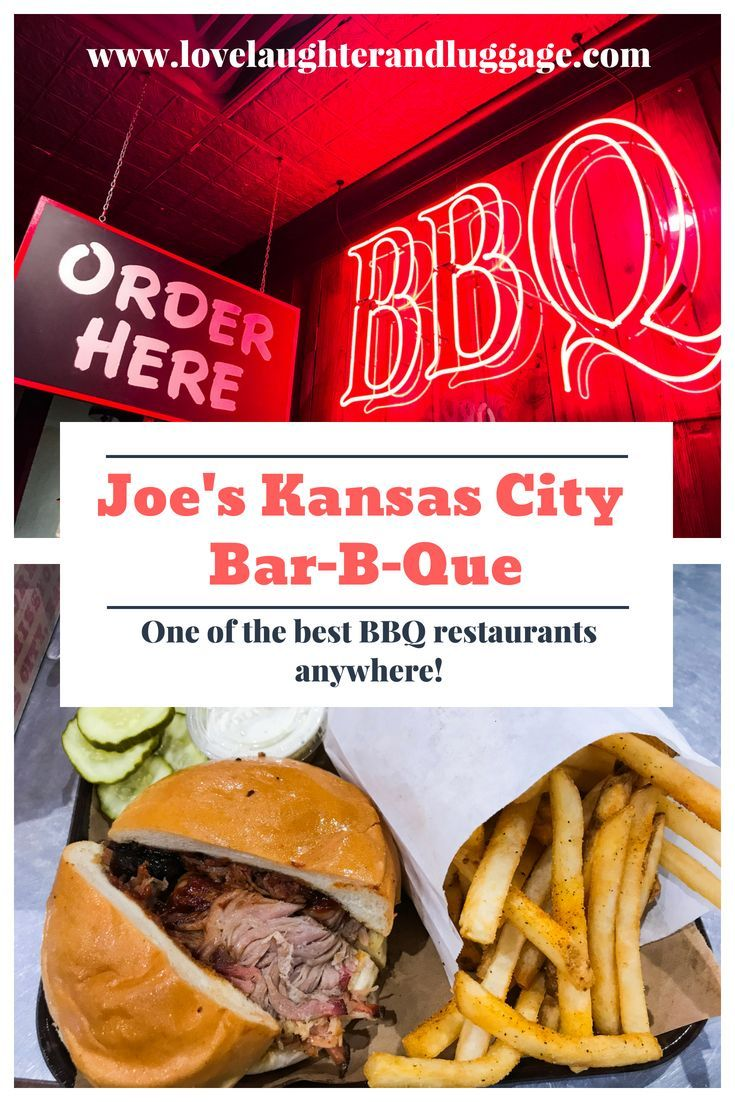 Joe S Kansas City Bar B Que In Leawood Kansas Kansas City Bars Foodie Travel Travel Food