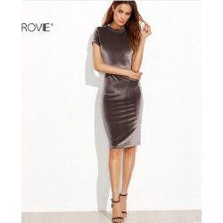 Slim Pencil Dress