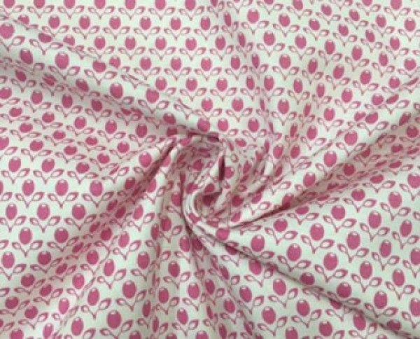 Flower garden pink Panini Tessuti