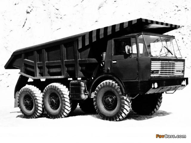 Tatra T813 S1 6x6 1967–82