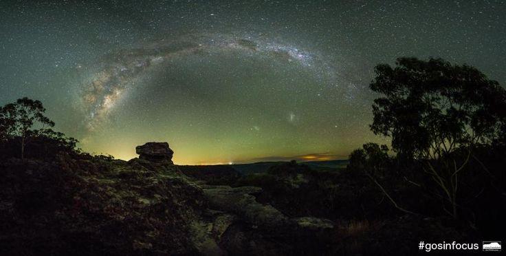 Pulpit Rock, Mt Vic.