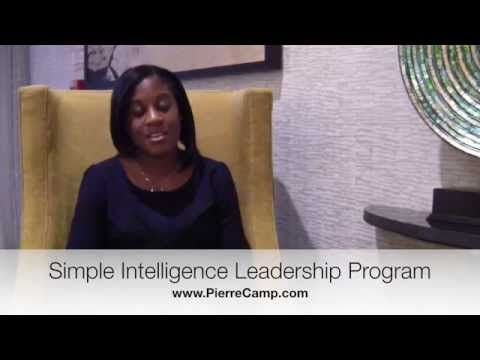 Simple Intelligence Leadership Development Program Technology Professional Testimonial - http://LIFEWAYSVILLAGE.COM/personal-development/simple-intelligence-leadership-development-program-technology-professional-testimonial/