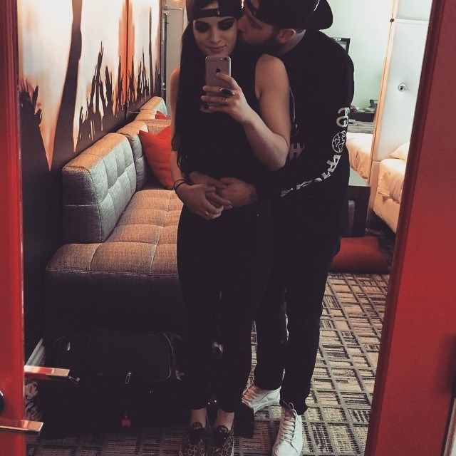 My favourite WWE couple at the moment is Paige and Kevin Skaff (lead guitarist from one of my favourite bands A Day To Remember)