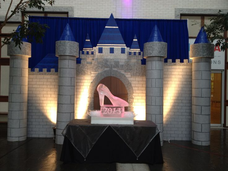 Once Upon a Time Theme- Bayside High School Junior Ring Dance. Design by Pure Dymonds Events.  Www.puredymondsevents.com