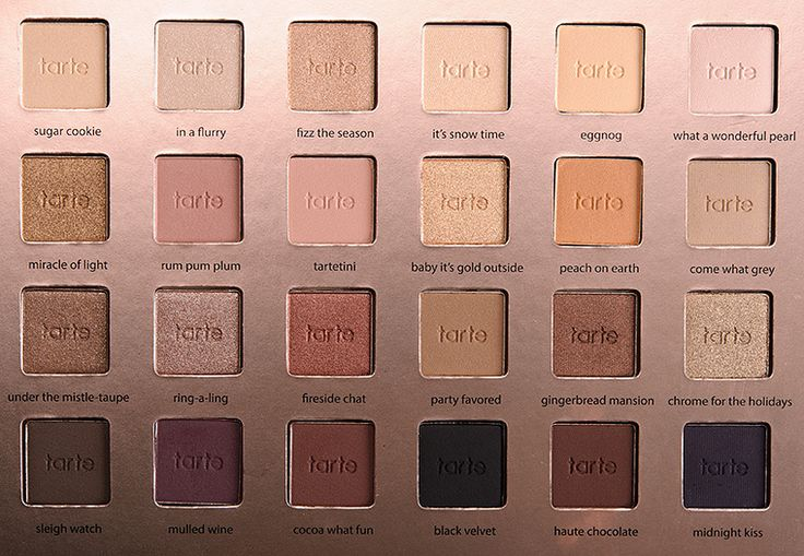 Sneak Peek: Tarte Light of the Party Makeup Palette Photos & Swatches