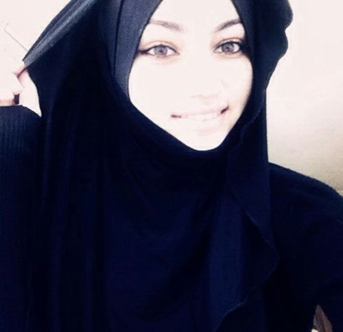 Proud and Beautiful Muslimah