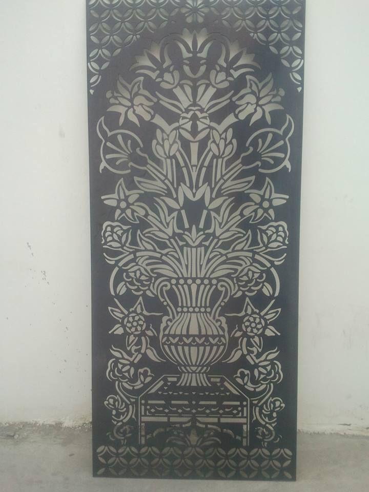 Jali Door Design Modern