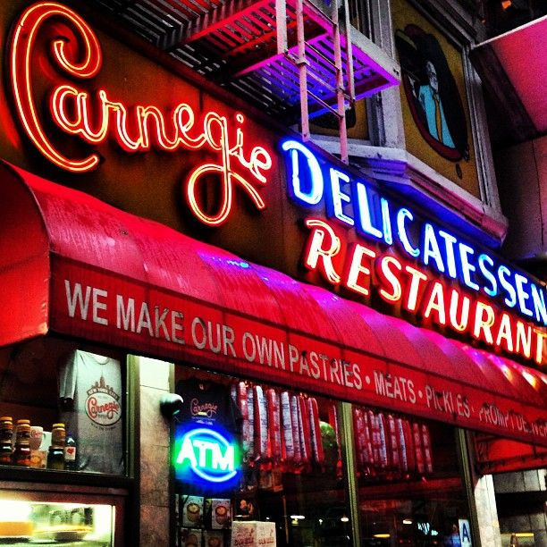 TO DIE FOR pastrami, cole slaw and the best NY Cheesecake I have ever had! Carnegie Deli in New York, NY
