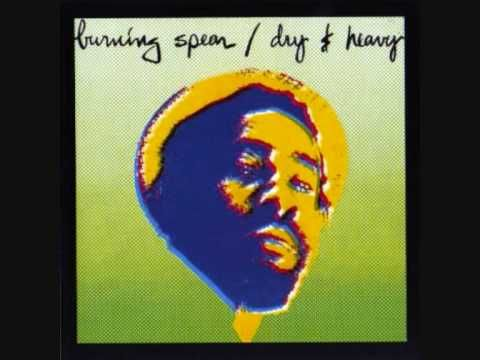 Burning Spear - Black Disciples - YouTube