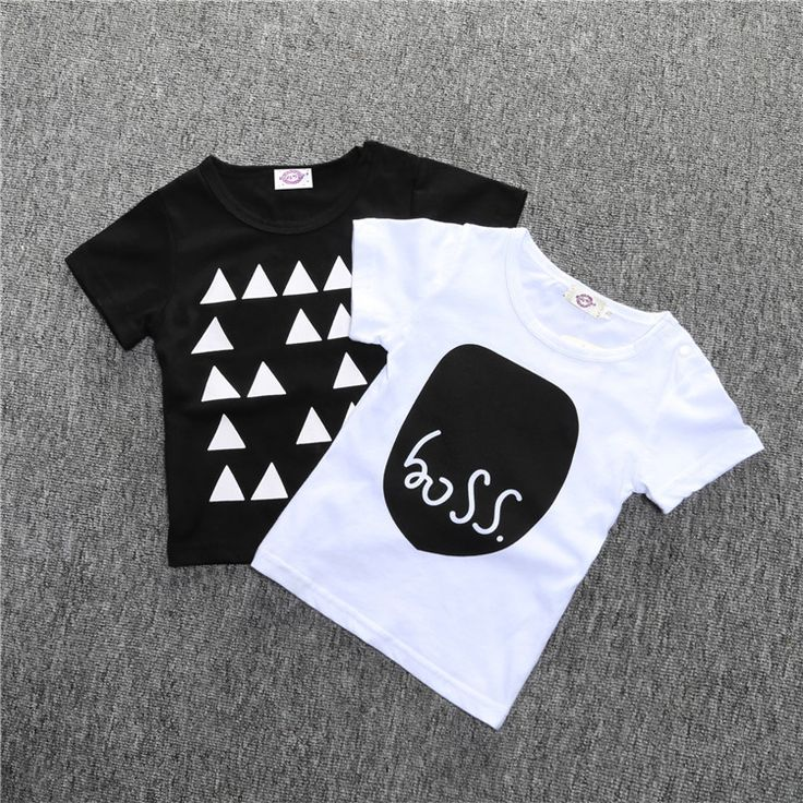 Cool 2017 spring summer ins fashion baby clothes boy girls t-shirt cotton letter clothing - $11.52 - Buy it Now!