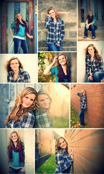 Senior Picture Ideas for Girls