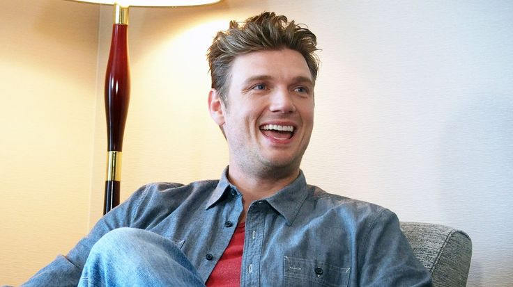 NICK CARTER Exclusive Interview in Japan!  ニック・カーター 来日インタビュー!新アルバムは「日本のファンのための1枚」 - YouTube