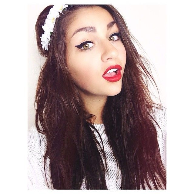 Andrea Russett And Jc Caylen | www.imgkid.com - The Image ...
