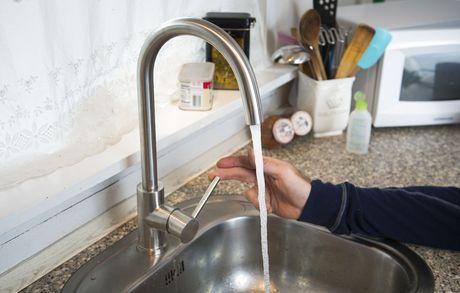 Hvorfor er vandtrykket for lavt i min bolig?