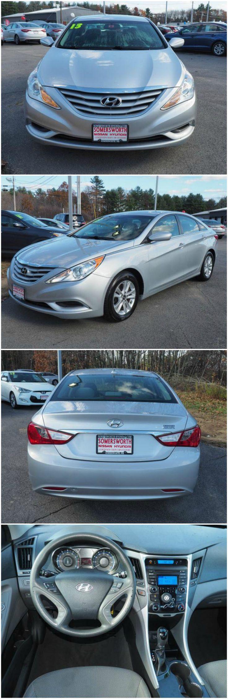 2013 Hyundai Sonata GLS - $9,564