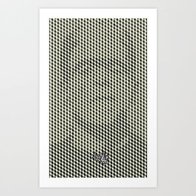 What do you see Dr. Frankenstein? Art Print by Vee Ladwa
