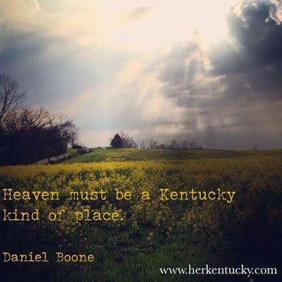 HerKentucky: Kentucky Quotes