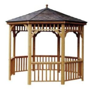The Pros and Cons of Wooden Gazebo Kits