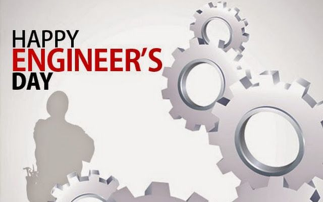 Hotel  Solitaire Wishes You All Happy Engineers Day India is celebrating Engineers Day on Wednesday, which is celebrated every year on September 15 to mark the birth anniversary of Sir M Vishweshwaraiah.