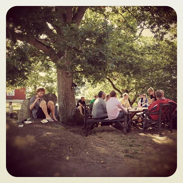 SSWC 2012 Under eken Instagram photo by @Anne-Lie Lokko (Anne-Lie Lokko) | Statigram